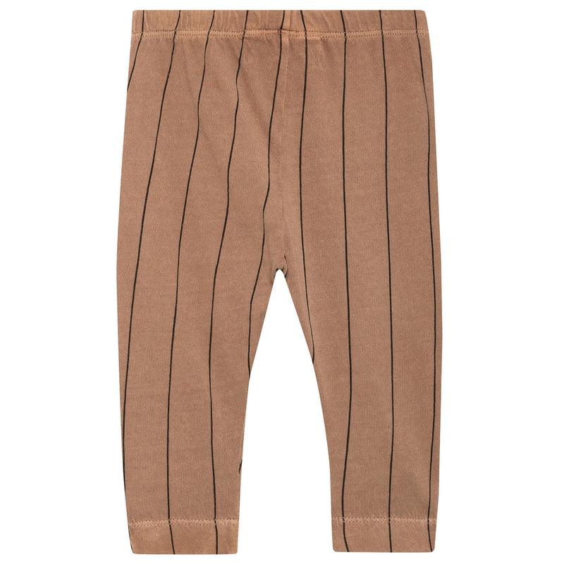 Baby Brown Striped Pants