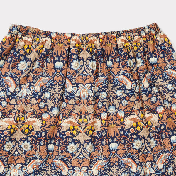 Baby Liberty Strawberry Theif Cotton Trousers