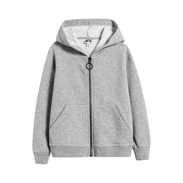 Boys & Girls Light Grey Hoodie
