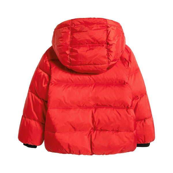 Boys & Girls Red Padded Jacket