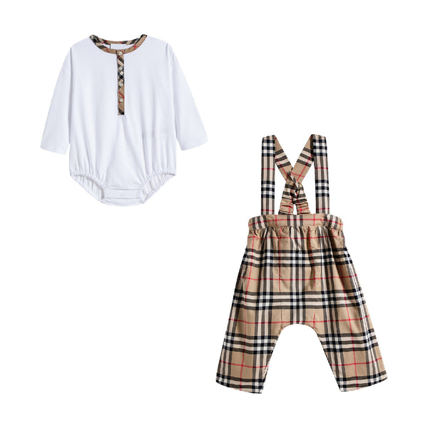 Baby Boys & Girls Archive Beige Set