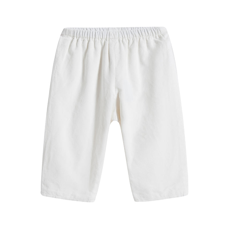 Baby Boys & Girls Milkyway Double Cotton Pants