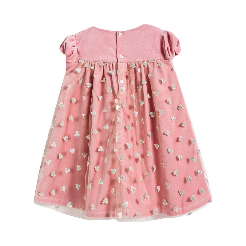 Girls Imp Coeur Tulle Cotton Dress