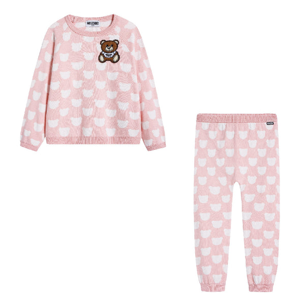 Baby Boys & Girls Sugar Rose Cotton Set