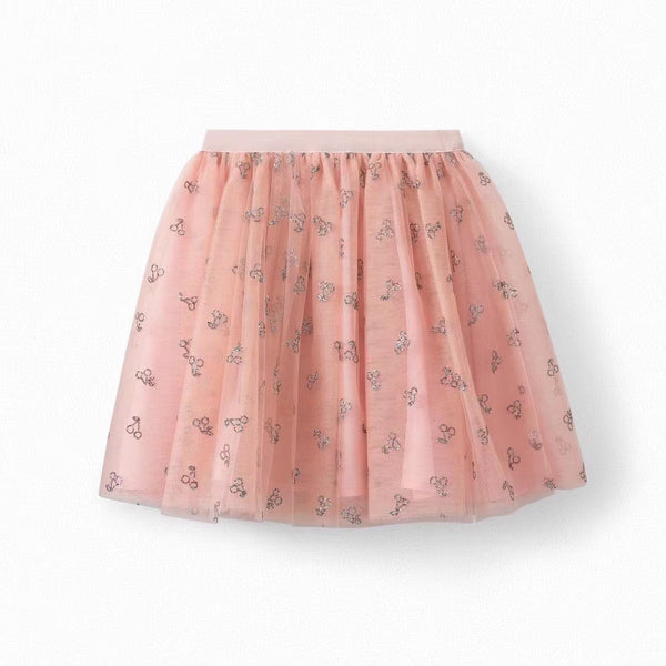 Girls Dusty Pink Skirt