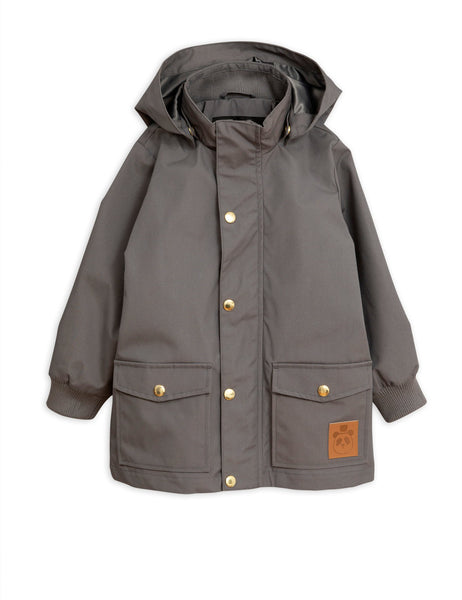 Boys & Girls Grey Pocket Jacket