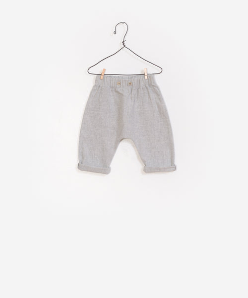 Baby Boys Grey Trousers