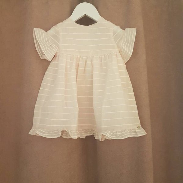 Baby Girls Rose Cotton Dress