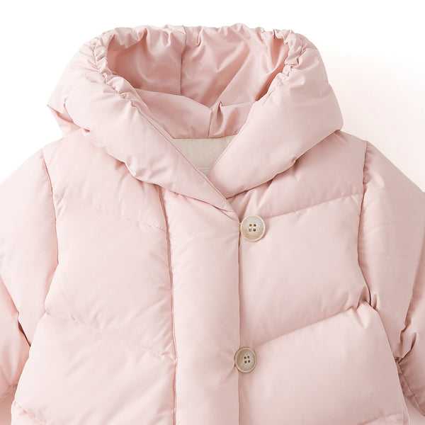 Baby Girls Padded Down Jacket
