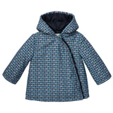 Baby BlueΜlitcolors 'FF Monster' Printed Jacket - CÉMAROSE | Children's Fashion Store - 1