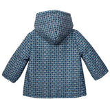 Baby BlueΜlitcolors 'FF Monster' Printed Jacket - CÉMAROSE | Children's Fashion Store - 2