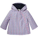 Baby Purple&Mulitcolors 'FF Monster' Printed Jacket - CÉMAROSE | Children's Fashion Store - 1