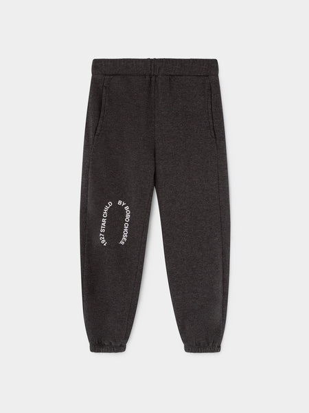Girls Grey 1927 Starchild Patch Trousers