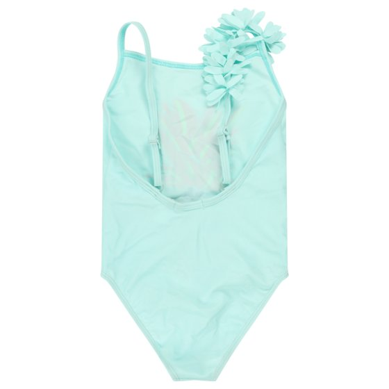 Girls Mint Pineapple Swinmsuit