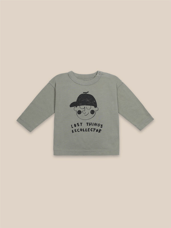 Baby Boys Desert Sagei Organic Cotton T-Shirt