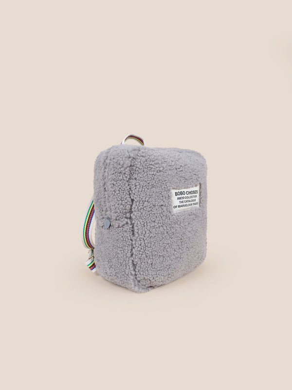 Boys & Girls Light Grey Schoolbag