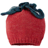 Baby Red Alpaca Wool Knitted Radish Hat - CÉMAROSE | Children's Fashion Store - 1