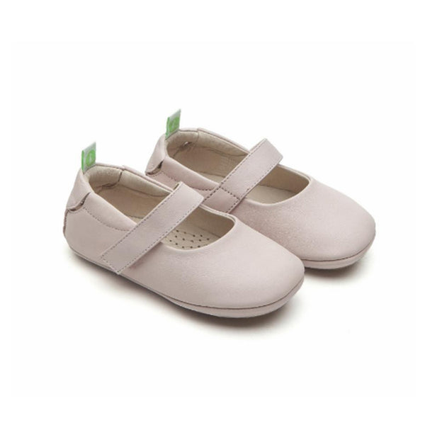 Baby Girls Cotton Candy Leather Shoes