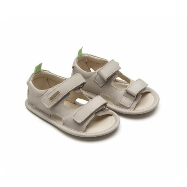 Baby Boys Pumice Leather Sandal