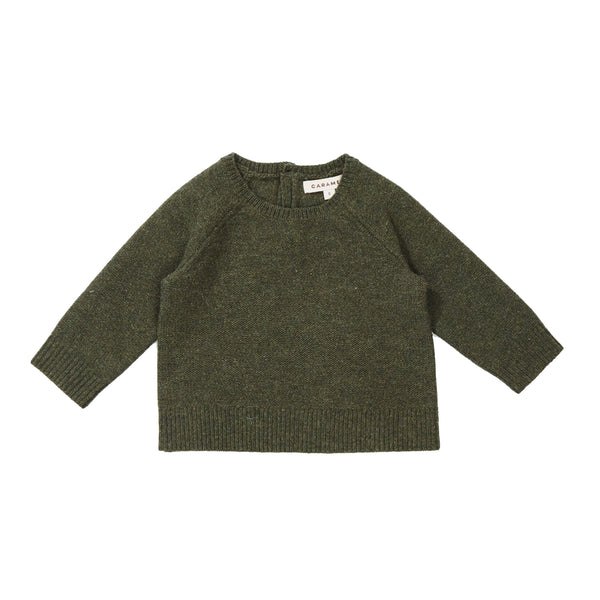 Baby Thyme Cotton Jumper