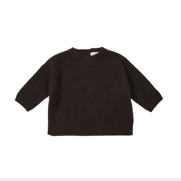 Baby Dark Brown Jumper