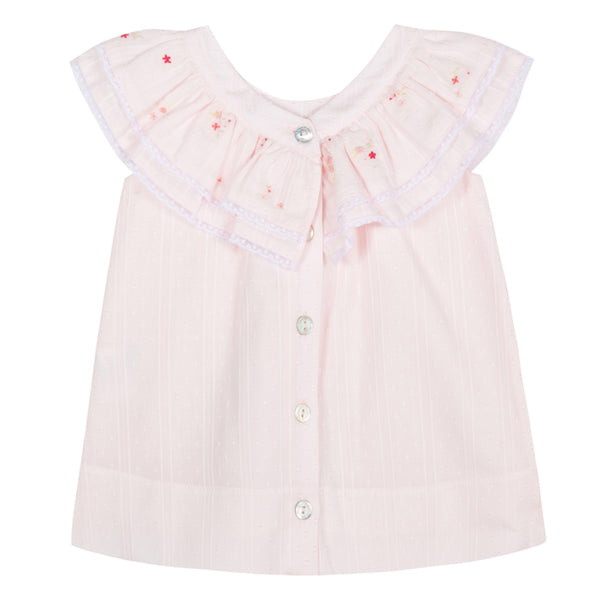 Baby Girls Light Cotton Dress