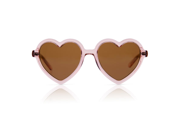 'Lola' Bio Rose Sunglasses