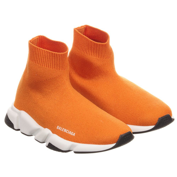 Boys & Girls Orange Sport Shoes