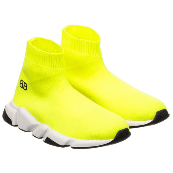 Boys & Girls Yellow Sport Shoes