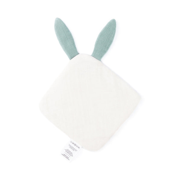 Baby Boys & Girls White Rabbit Bibs
