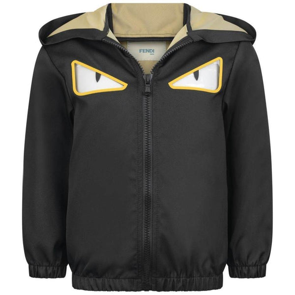 Boys & Girls Black Jacket
