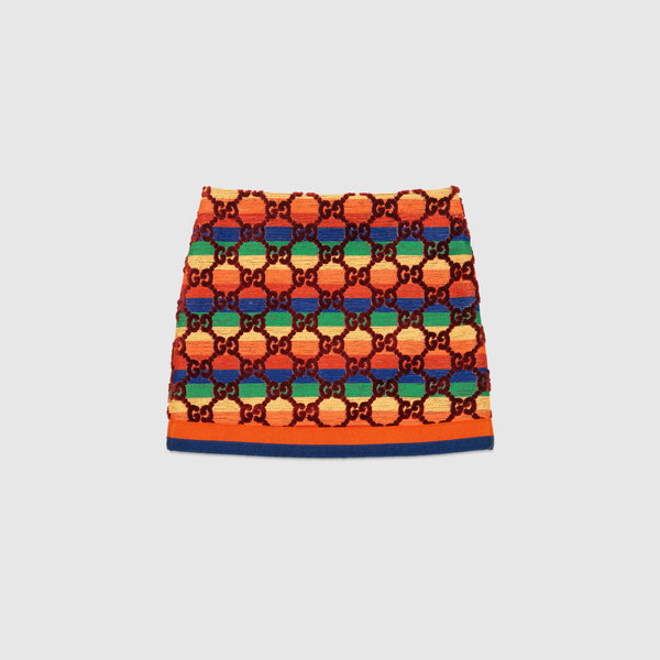 Girls Rainbow Skirt