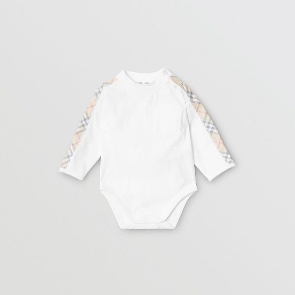 Baby Boys & Girls White Cotton Set