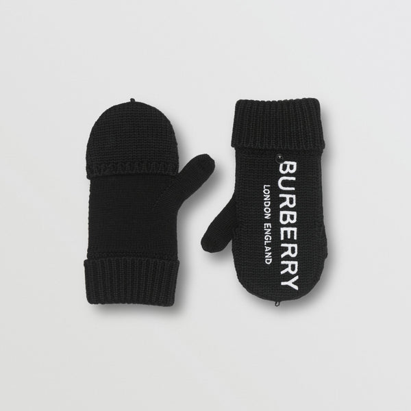 Boys & Girls Black Logo Soft Set