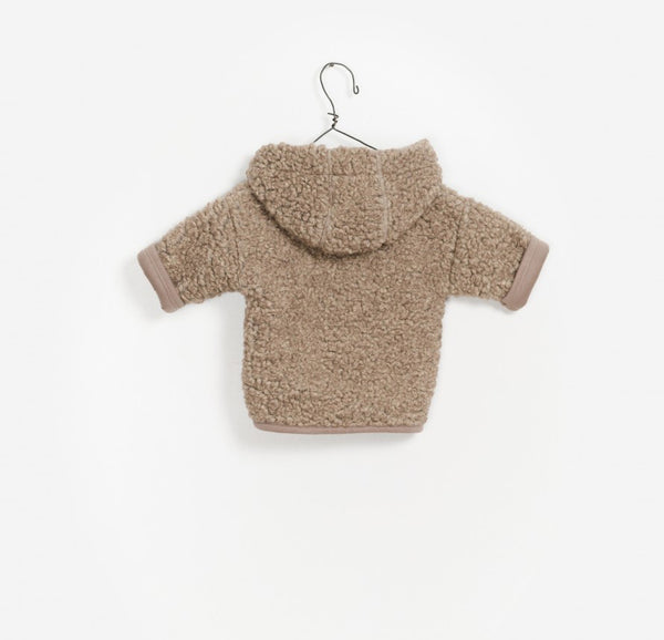 Baby Boys Coffee Coat