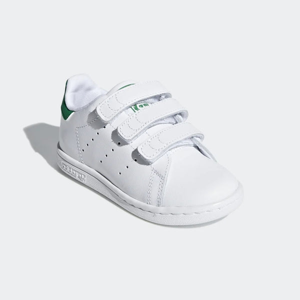 "Boys & Girls White ""STAN SMITH"" Shoes"