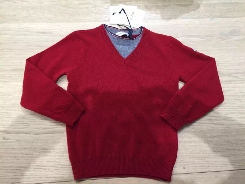 MAGLIA TIRICOT GIROCOLLO 455 - CÉMAROSE | Children's Fashion Store