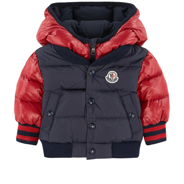 Baby Boys Red  & Navy