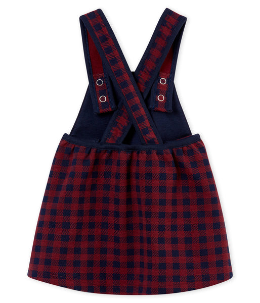 Baby Girls Check Dress