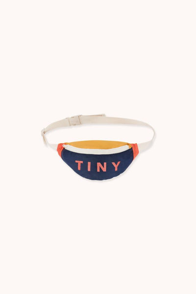 Boys & Girls Navy Logo Belt Bag