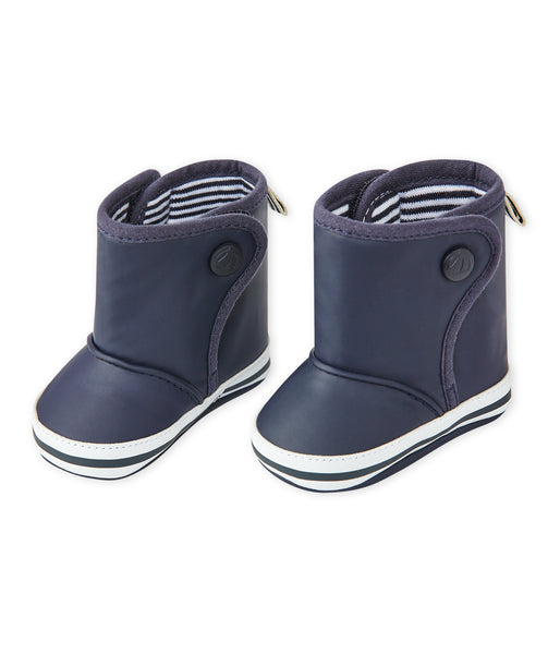 Baby Navy Shoes