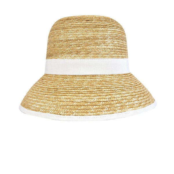 Girls Yellow Sun Hat