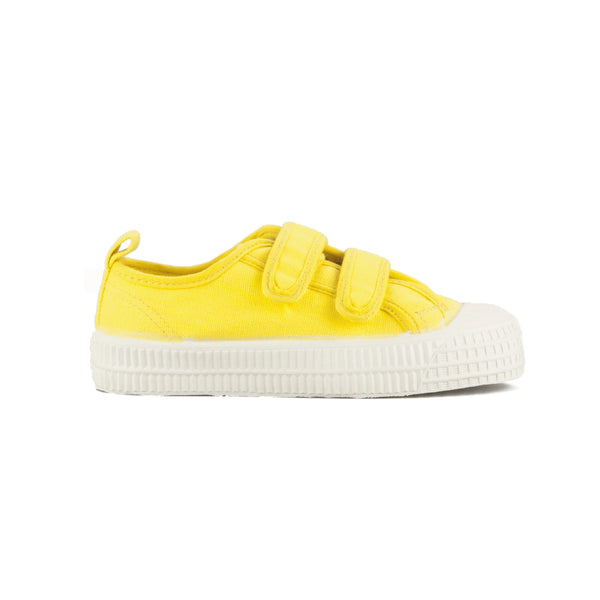 Boys & Girls Yellow Canvas Shoes
