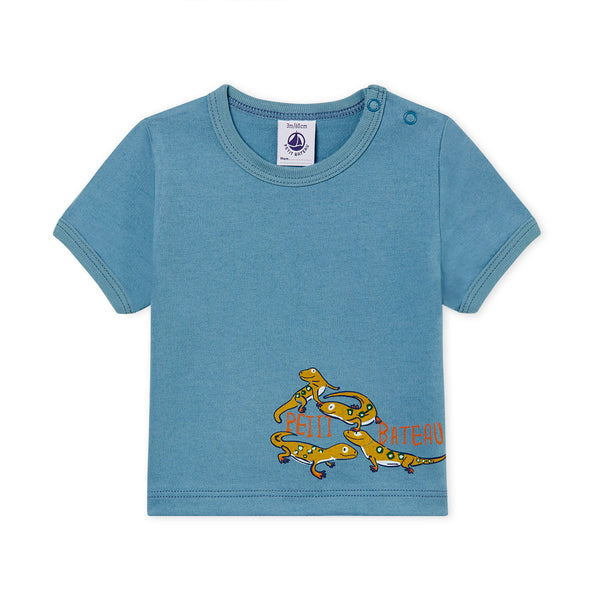 Baby Boys Blue T-shirt