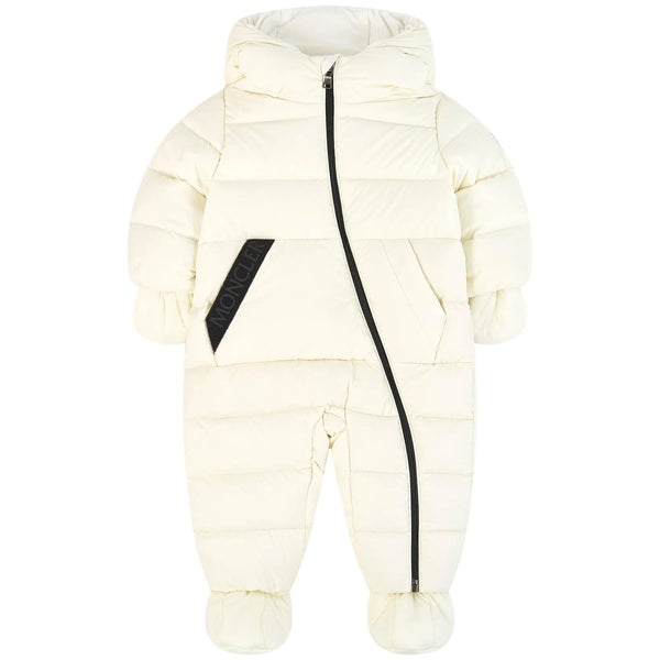"Baby Boys & Girls Natural ""ICO"" Padded Down Snowsuit"
