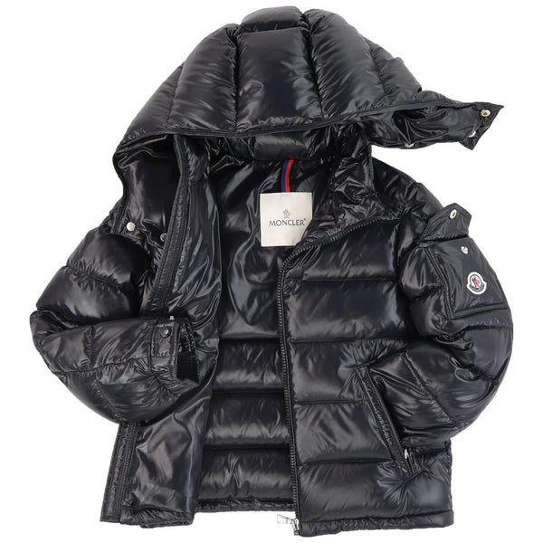 "Boys Black ""NEW_MAYA"" Padded Down Jacket"