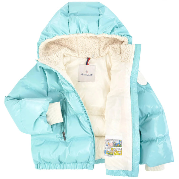 "Girls Mint ""CLENTRA"" Padded Down Jacket"