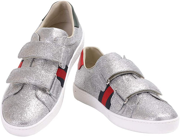 Boys & Girls Argento Sneakers