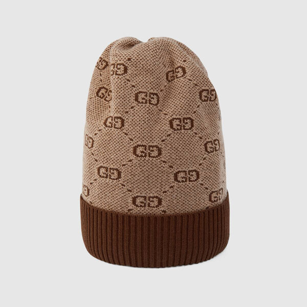 Boys & Girls Brown GG Hat