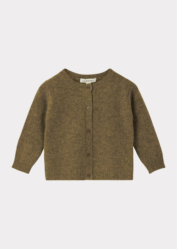 Baby Boys & Girls Moss Guillemot Cardigan